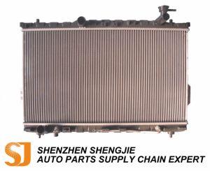 Hyundai Santa Fe 01-06 Auto Engine Radiator pictures & photos