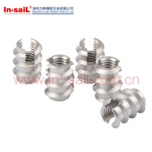 Stainless Steel Self-Tapping Insert Nut pictures & photos