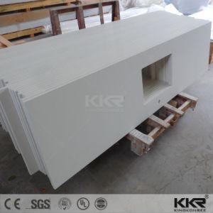 Prefabricated Kitchen Top Pre Cut Quartz Countertops pictures & photos