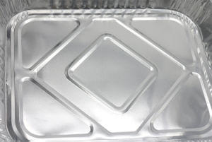 Aluminium Cooking Full Size Deep Pan Tray with High Quality pictures & photos