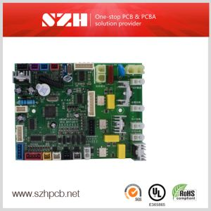 Smart Bidet Fr4 1.6mm 1oz 2 Layers HASL PCBA pictures & photos