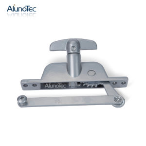 Alloy Aluminum Zinc Casement Shutters Window Operator for Jalousie Window pictures & photos