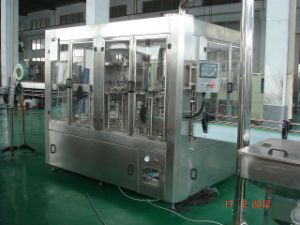 Automatic Filling Machine/Drinking Water Plant with Capping Machine pictures & photos