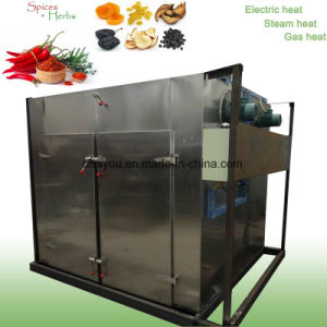 304 SUS Electric Heat Onion Ginger Tomato Chili Drying Machine pictures & photos