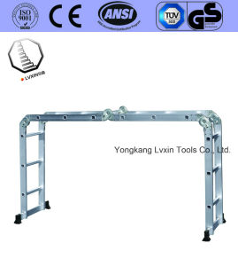 Home/Garden Multipurpose Aluminum Ladder Furniture pictures & photos