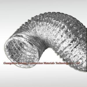 Aluminium Non-Insulated Flexible Duct pictures & photos