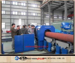 Automatic Pipe Beveling/Facing Machine/Pipe Spool Fabricaiton System pictures & photos