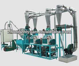 60tpd Flour Mill Machinery Plant pictures & photos