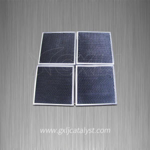 Metal Honeycomb Catalyst for Motorcycle Auto Parts Substrate pictures & photos