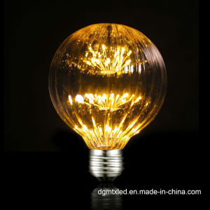 Pumpkin lamp LED light bulb starry bulb MTX pictures & photos