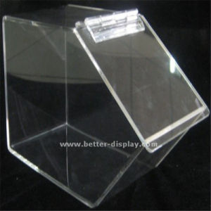 Custom Plastic Clear Acrylic Candy Box pictures & photos