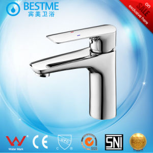 Basin Faucet Hot and Cold Mixer for Bathroom (BM-B10083) pictures & photos