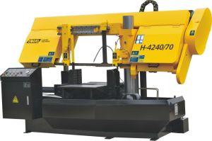 Metal Cutting Band Saw Machine H4240/70 pictures & photos