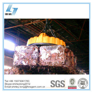 Crane Lifting Electromagnet for Scraps Recycling Factory pictures & photos