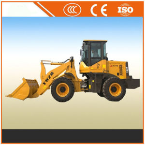 2.2ton Mini Wheel Loader for Sale pictures & photos