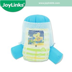 Like Underwear Easy up and Down Disposable Diaper Training Pants pictures & photos