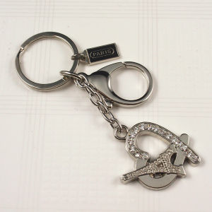 Promotional Souvenir Metal Charm Keyrings Gift Llavero Melalico pictures & photos
