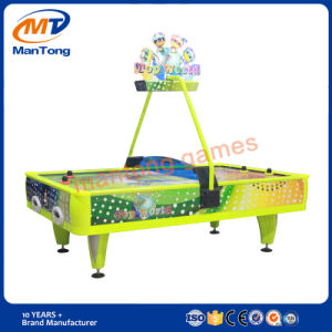 New Arrival Air Hockey, Funny Four Players Coin Operated Table Game Machine pictures & photos