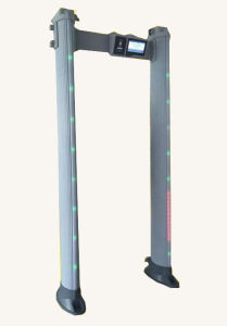 Shape Security Alarm Door Metal Detector Made in China pictures & photos