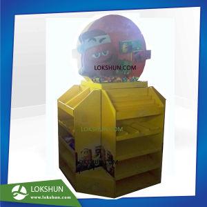 Chirstmas Cardboard Display, Pop Cardboard Chocolate Display OEM/ODM Cardboard Display Factory pictures & photos