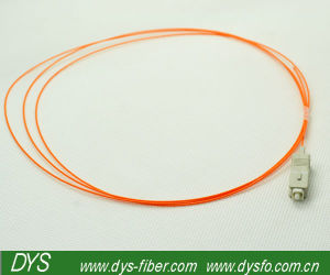 Indoor Simplex Sm and mm Sc Fiber Pigtail pictures & photos