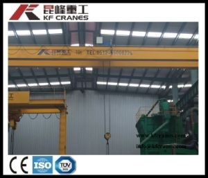 High Quality Lh Overhead Crane with Steel Column pictures & photos