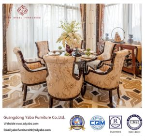 Superior Restaurant Furniture for Hotel Chair Set (DR-01) pictures & photos