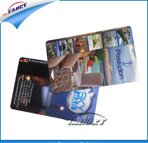 High Quality Plastic PVC Gift Card for Cr80 pictures & photos