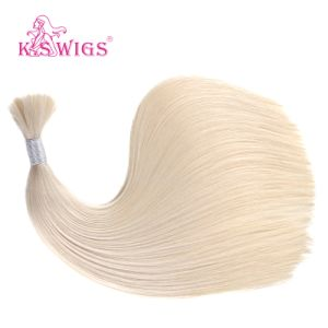 Top Quality Indian Virgin Remy Human Hair Bulk Extension pictures & photos