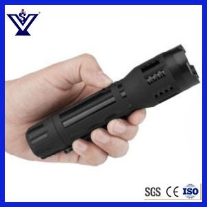 Highest Power Stun Gun Taser with Flashlight (SYYC-26) pictures & photos