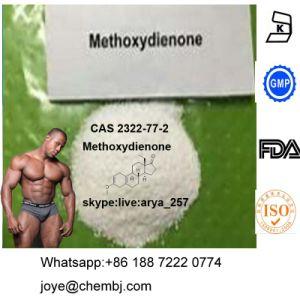 Anti-Estrogen Prohormone Steroids Powders Methoxydienone 2322-77-2 pictures & photos