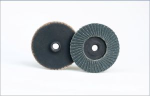 Mini Flap Disc with Zirconia Ceramia Materials pictures & photos