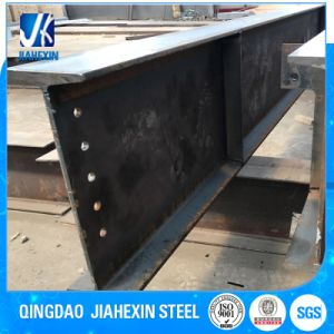 Customized Section Steel Structure of H and I Beam/Column pictures & photos