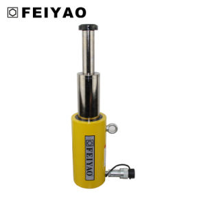 FEIYAO Multi-Stage Hydraulic Jack pictures & photos