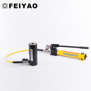 20 Ton Single Acting Aluminum Hydraulic Oil Cylinder Jack pictures & photos