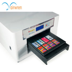 A3 Digital UV Printer for Business Card Printing pictures & photos
