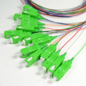 1*16 PLC Splitter / Optical Fiber Splitter with Sc APC Connector pictures & photos