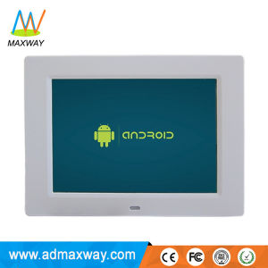 8 Inch Slim Android OS Digital Frame WiFi (MW-084WDPF) pictures & photos