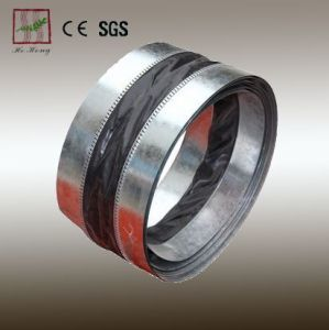 Flexible Duct Connector with Side Flange (HHC-120C) pictures & photos