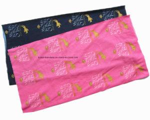 Factory Bulk Produce Logo Print Polyester UV Multifunctional Tube Headband pictures & photos