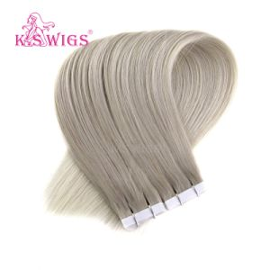 New Arrival No Tangle Brazilian Human Tape Hair Extensions pictures & photos
