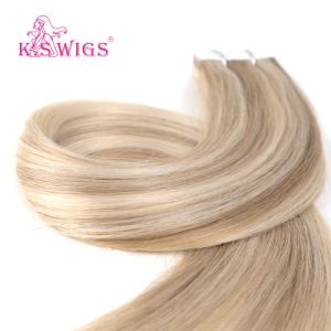 Germany Tape Hair Extension Brazilian Remy Hair pictures & photos