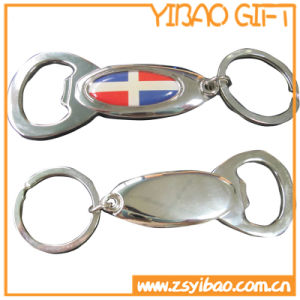 Custom Shape Die Casting Metal Bottle Opener for Souvenir (YB-BO-01) pictures & photos