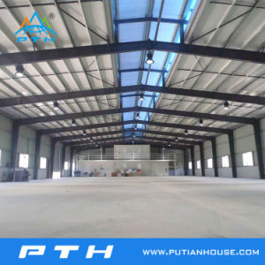 Easy Installation Steel Structure Building for Warehouse pictures & photos