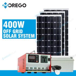 Morege 400W Solar Power Generator Portabel Car for Solar System pictures & photos
