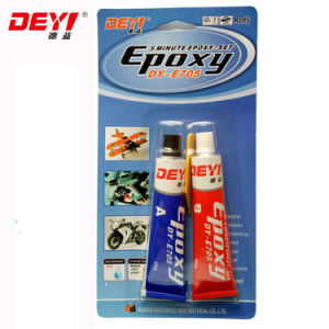 Dy-E705 Steel 5 Minutes Epoxy Resin Adhesive pictures & photos