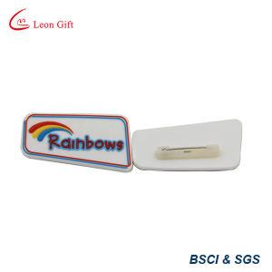 High Quality Custom Soft PVC Coaster (LM1774) pictures & photos