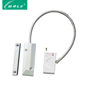 Wireless Door Magnetic Contact Sensor pictures & photos