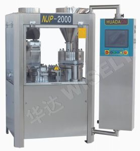 Njp-1500/1800/2000 High Precision Capsule Filling Machine