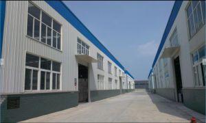 Steel Warehouse with Rolling-up Door & PVC Window pictures & photos